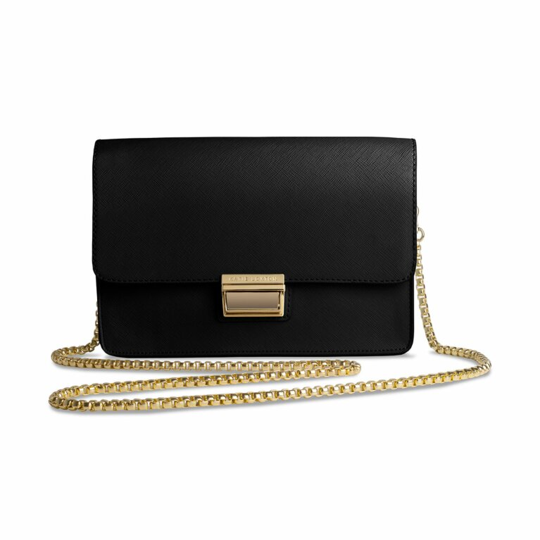 Anya Box Bag | Black