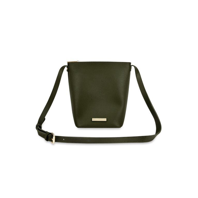 Laura Crossbody Purse in Olive