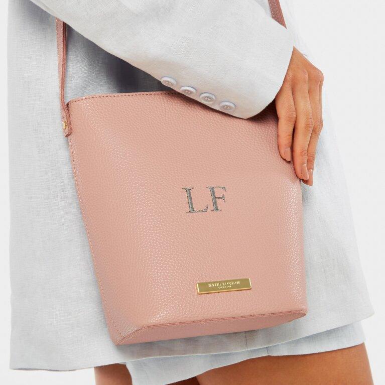 Laura Crossbody Bag in Pink