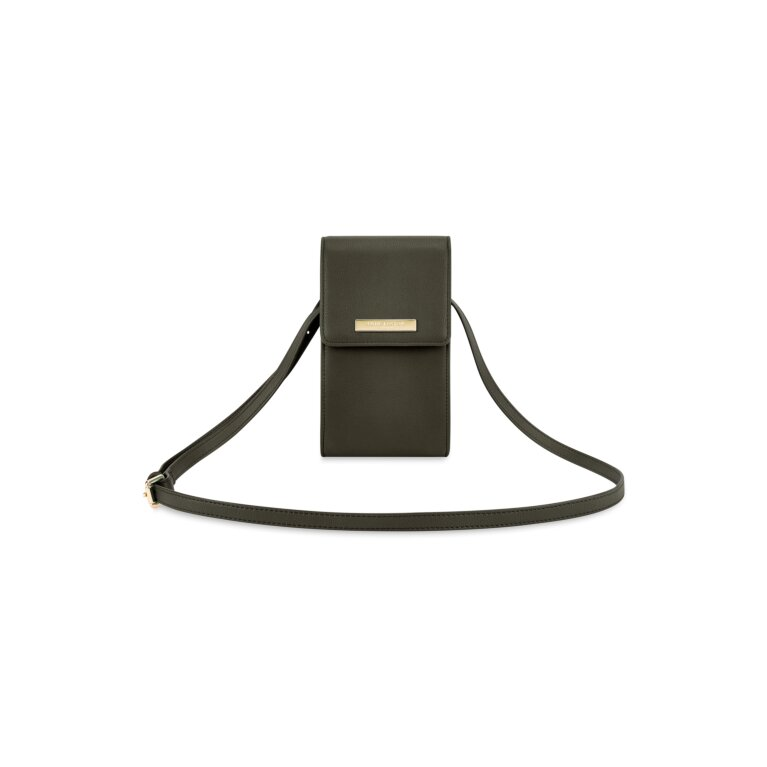 Taylor Crossbody Purse in Olive