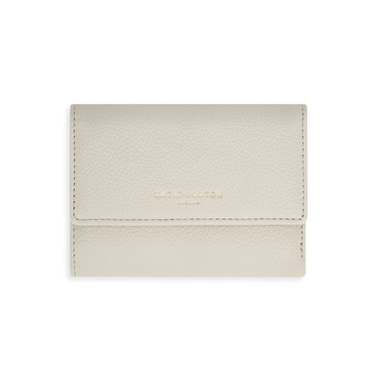 Casey Wallet in Off White