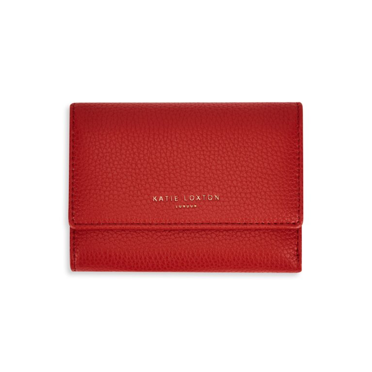 Casey Wallet in Red