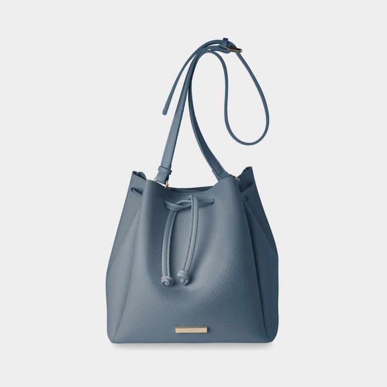 Chloe Bucket Bag | Powder Blue