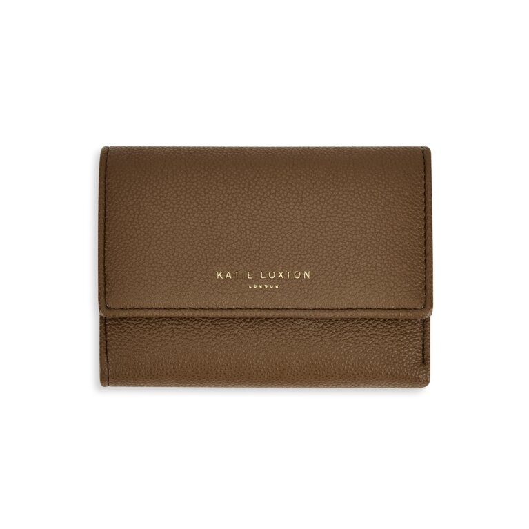 Casey Wallet Sustainable Style in Brown