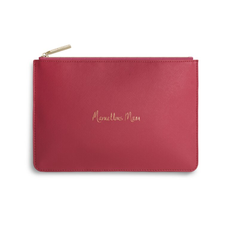 Perfect Pouch | Marvellous Mum | Fuchsia Pink