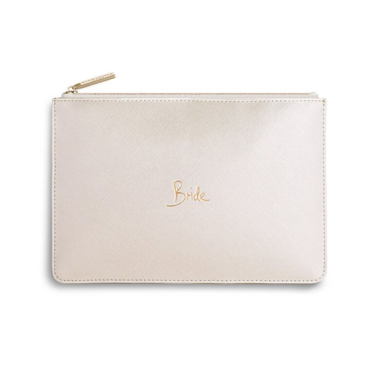 Perfect Pouch | Bride | Pearlescent