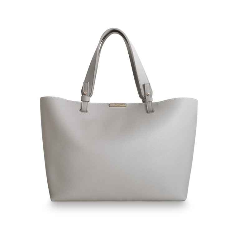 Piper Soft Tote Handbag | Stone