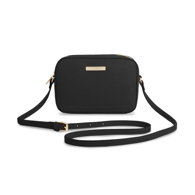 Loulou Cross Body Bag | Black