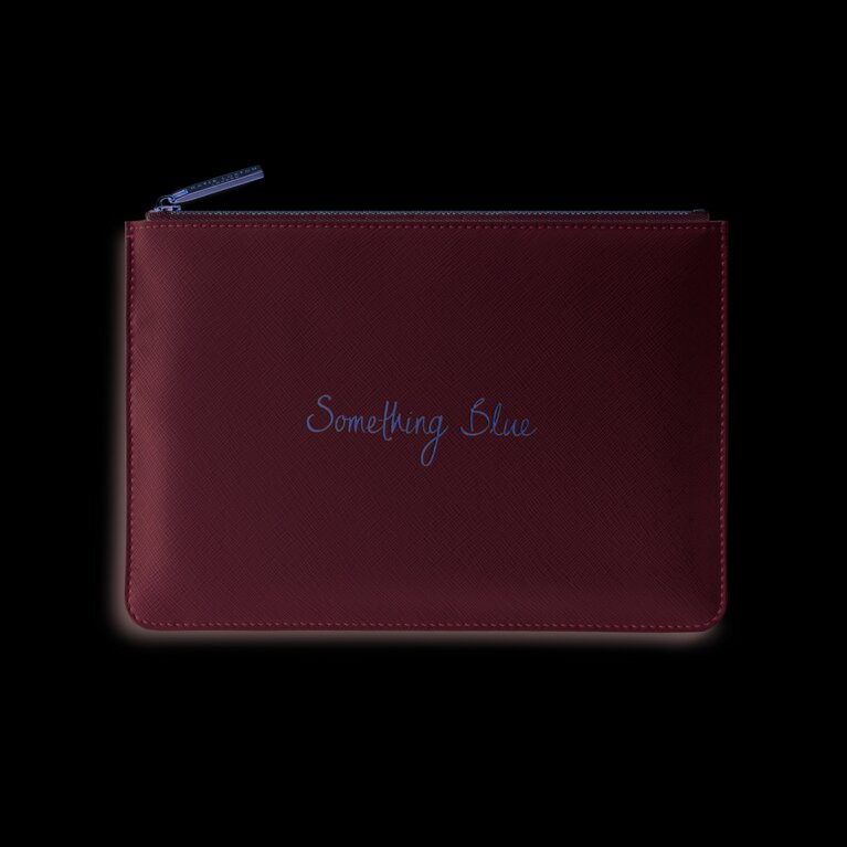 Perfect Pouch | Something Blue | Pale Blue