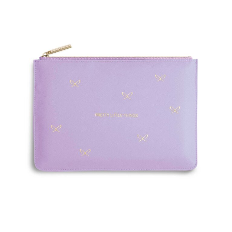 Perfect Pouch | Pretty Little Things | Purple