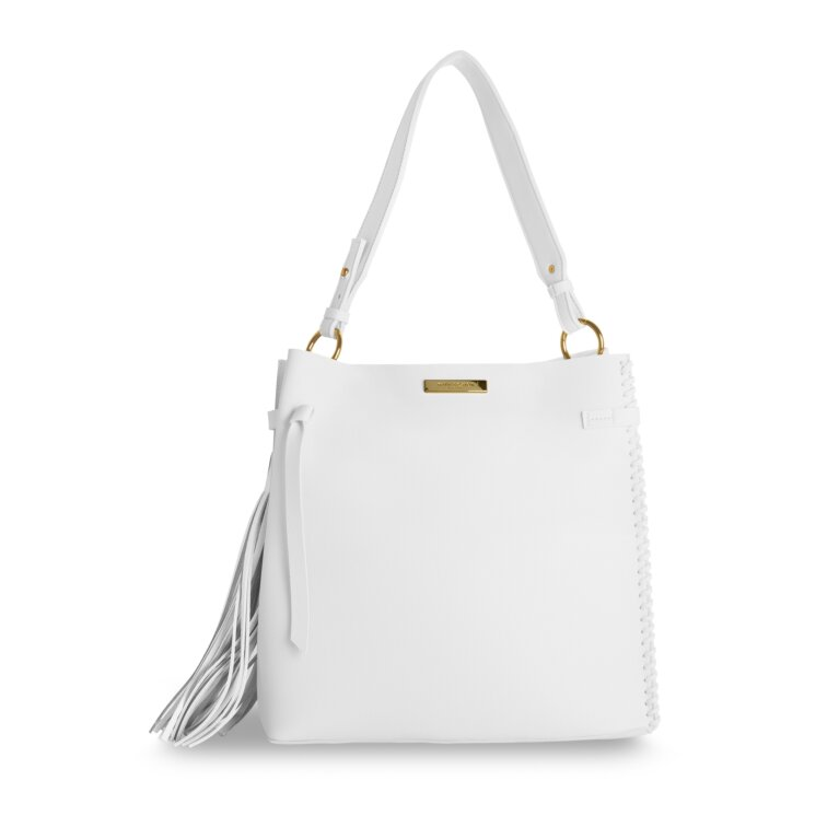 Florrie Day Bag | White