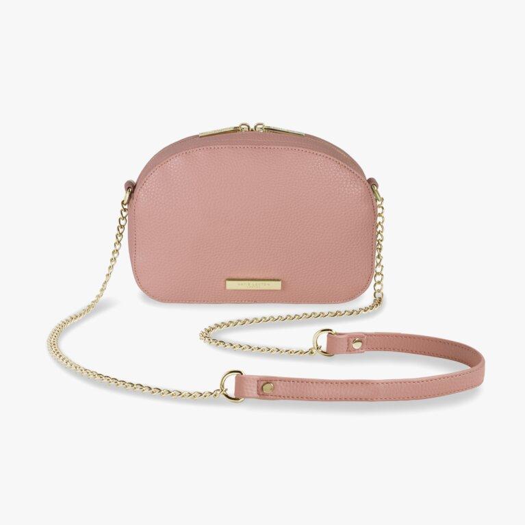 Half Moon Bag | Blush Pink