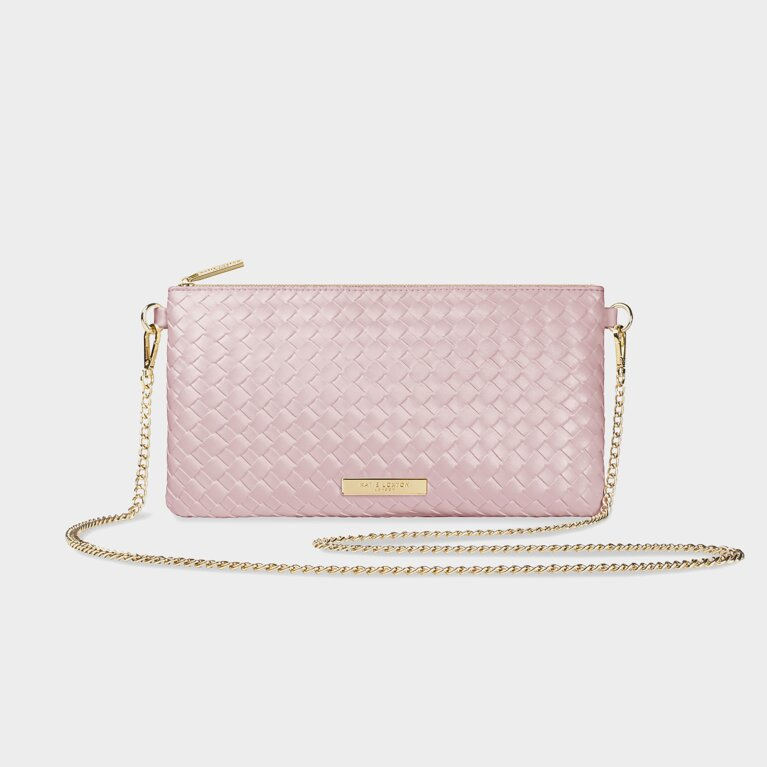 Freya Cross Body Bag | Pale Pink