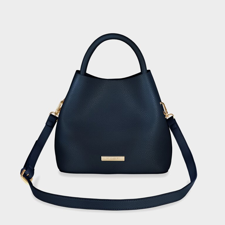 Sienna Slouch Crossbody Bag | Navy