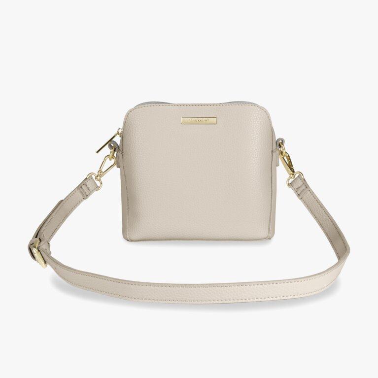 Bella Box Bag | Taupe Gray