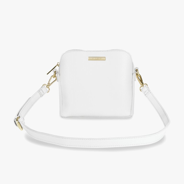 Bella Box Bag | White