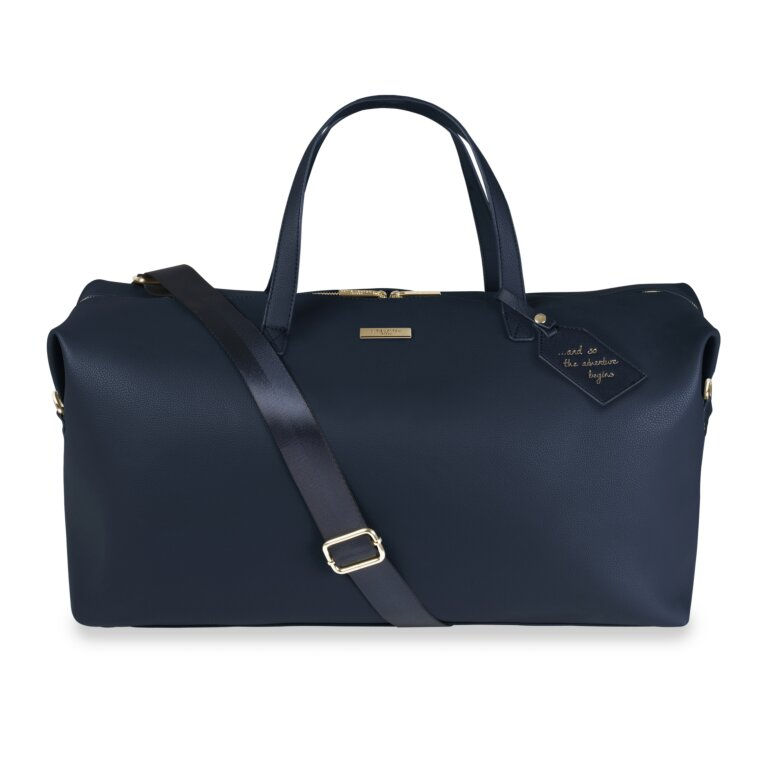 Weekend Holdall Duffle Bag | Navy