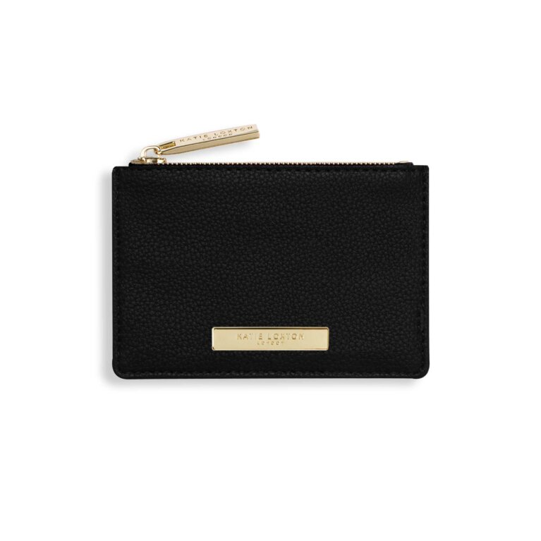 Alise Card Holder   Black