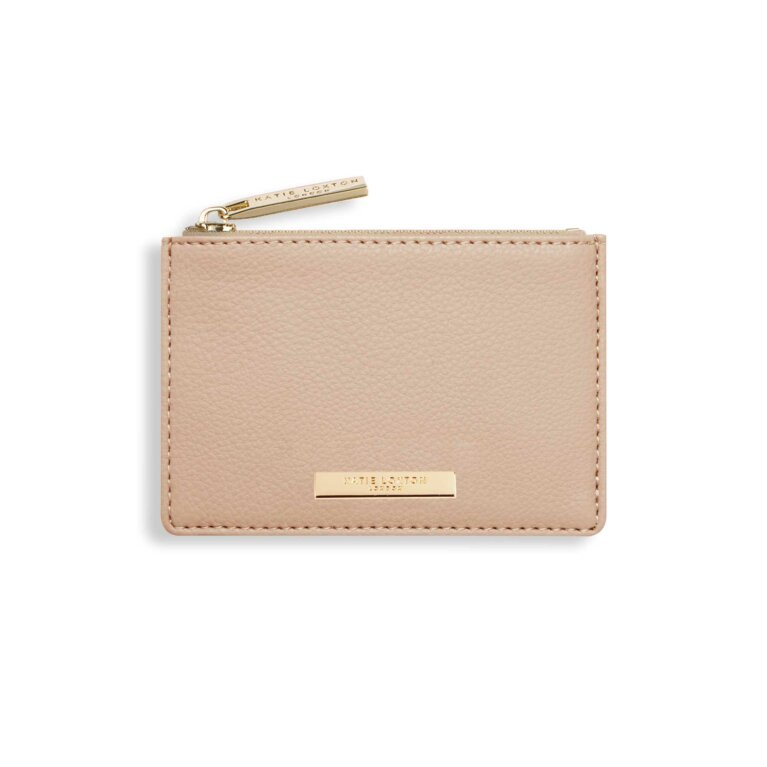 Alise Card Holder | Tan