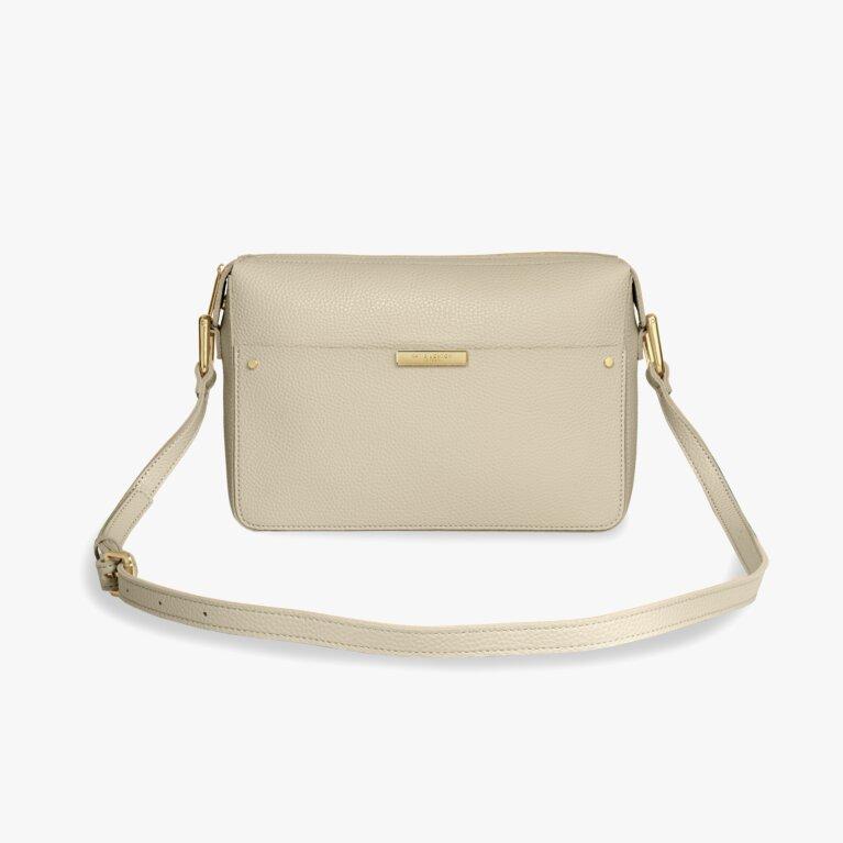 Klara Crossbody Bag Warm In Grey
