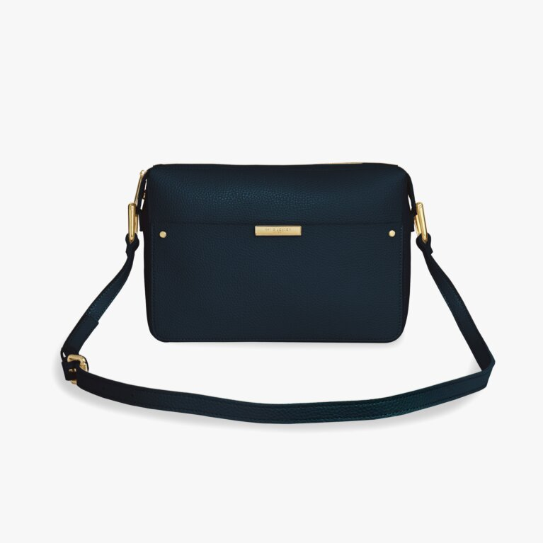 Klara Crossbody Bag   Navy