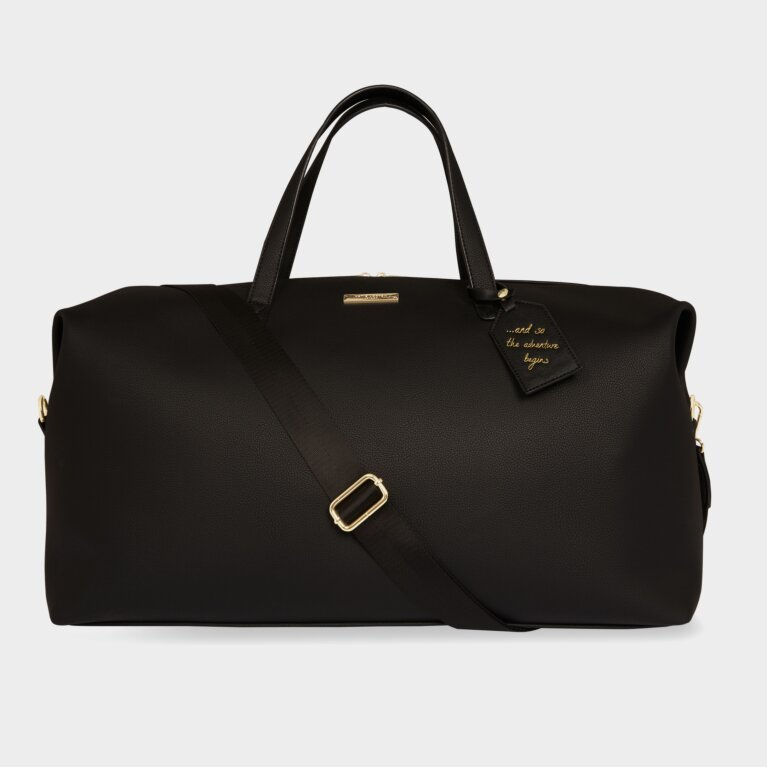 Weekend Holdall Duffle Bag | Black