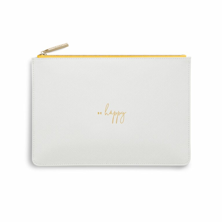 Colour Pop Perfect Pouch | Be Happy