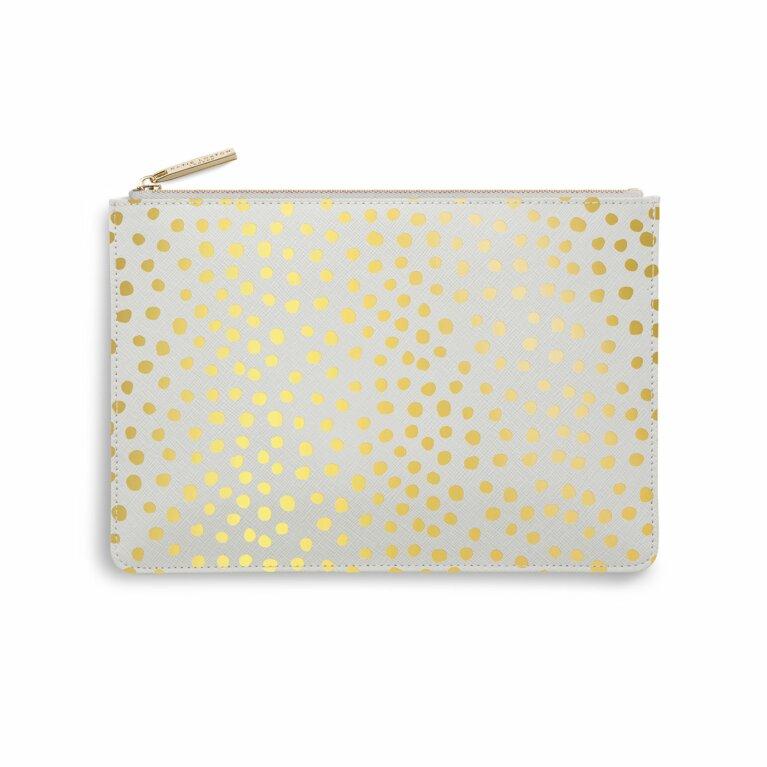 Perfect Pouch | Dalmatian Print
