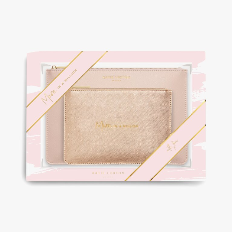 Perfect Pouch Gift Set Mum In A Million