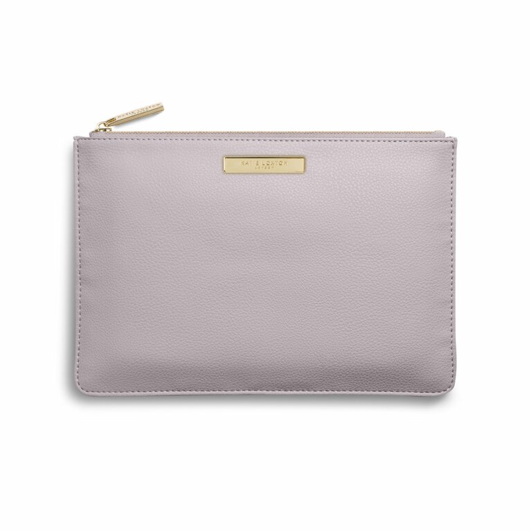Soft Pebble Pouch | Lilac
