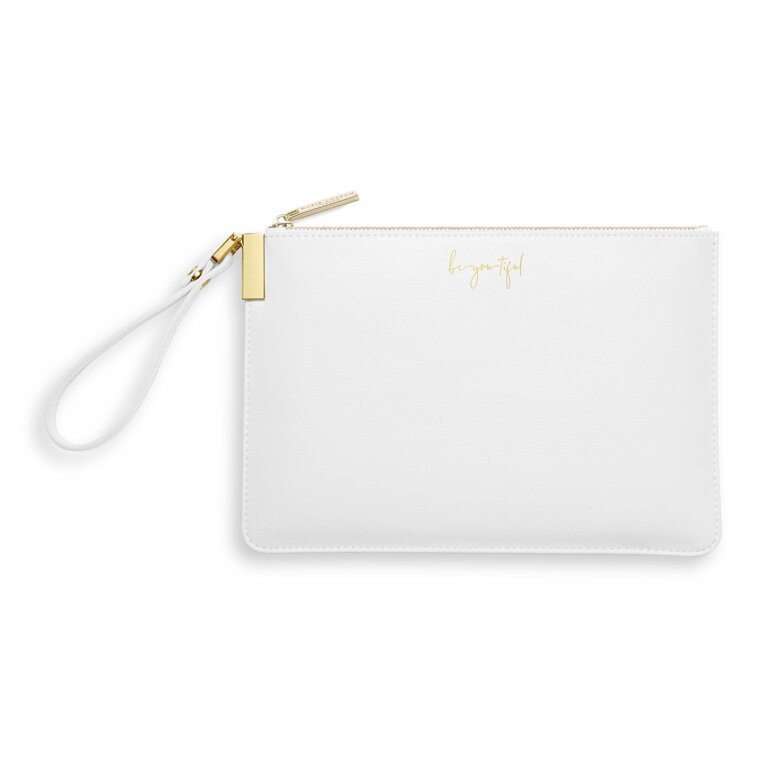 Secret Message Pouch | Be-You-Tiful, Be Your Own Kind Of Beautiful