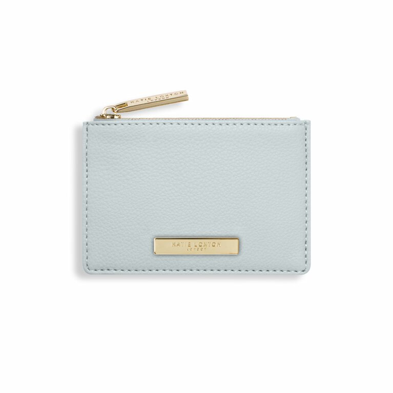 Alise Card Holder | Pale Blue