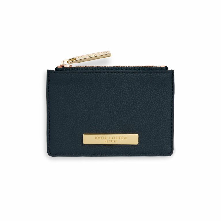 Card Holder Coin Purse | Navy