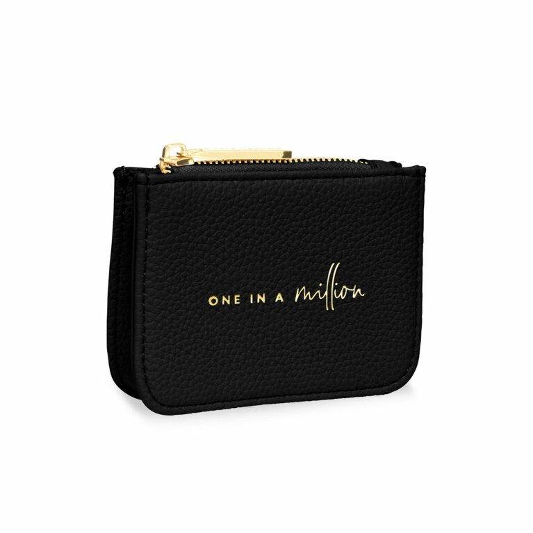 Stylish Structured Coin Purse | One In A Million