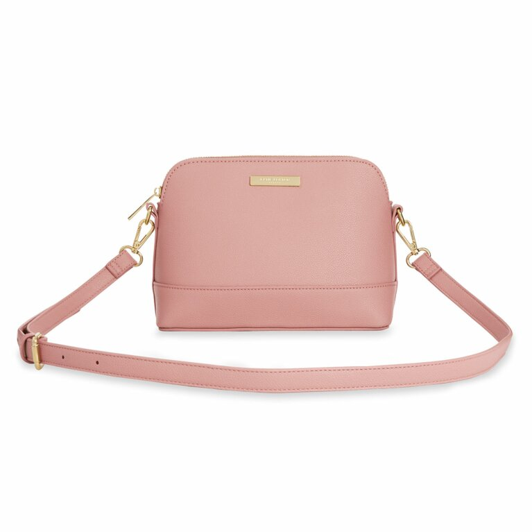 Harper Cross Body Bag | Nude Pink