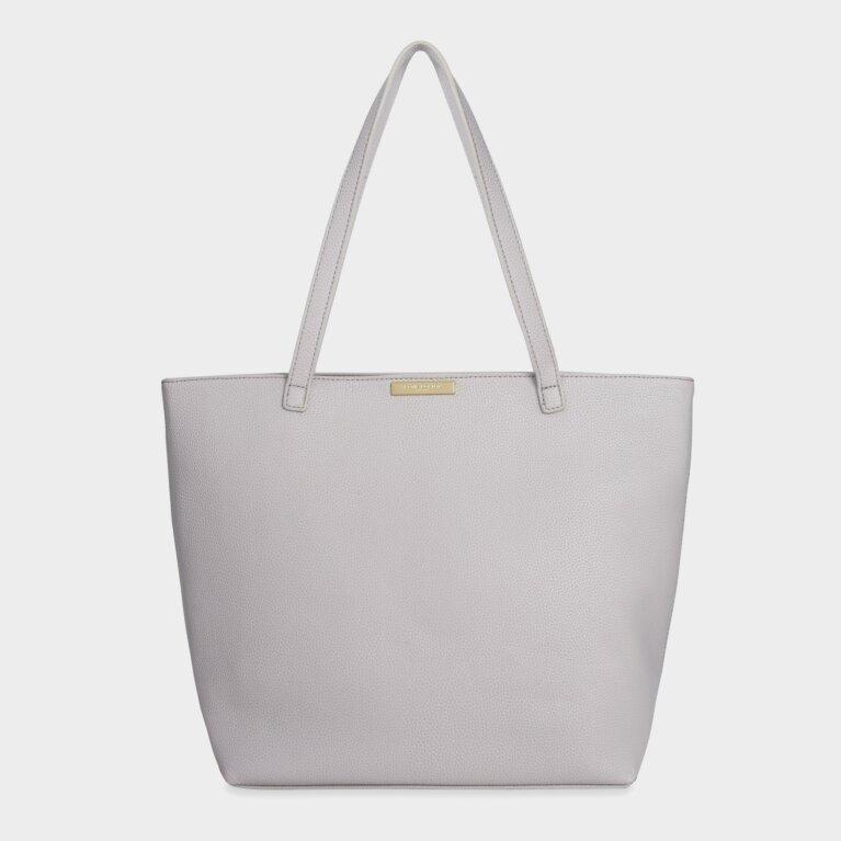 Layla Tote Bag | Pale Grey