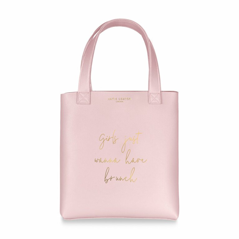 Luxury Lunch Bag | Girls Just Wanna Have Brunch