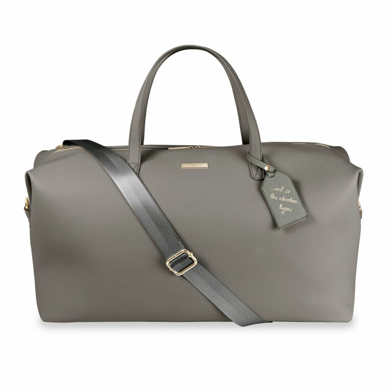 Weekend Holdall Duffle Bag | Charcoal