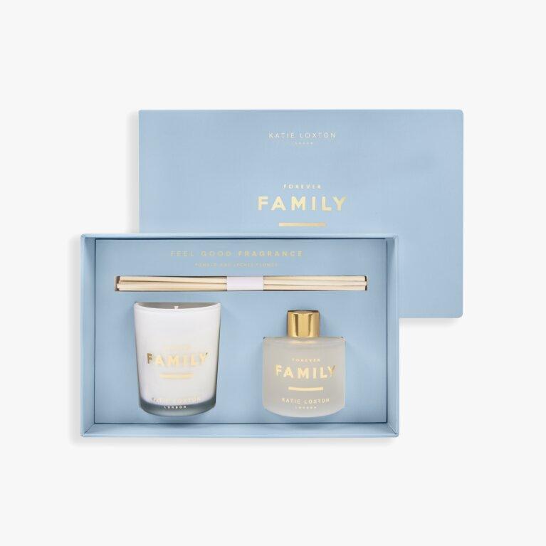 Sentiment Mini Fragrance Set Forever Family Pomelo And Lychee Flower