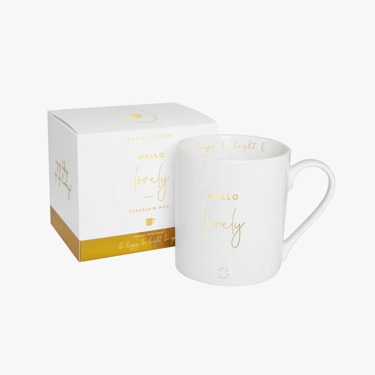Ceramic Mug | Hello Lovely
