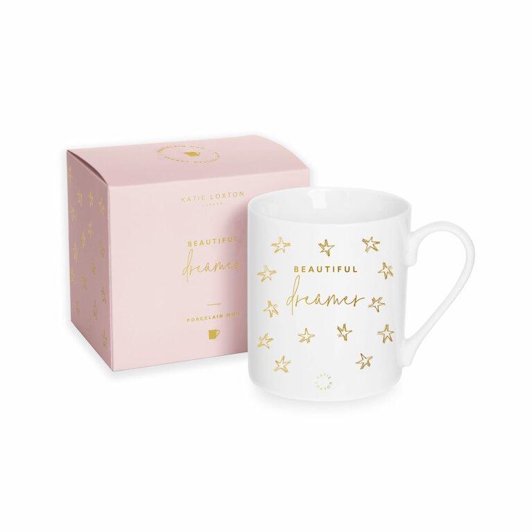 Porcelain Mug | Beautiful Dreamer