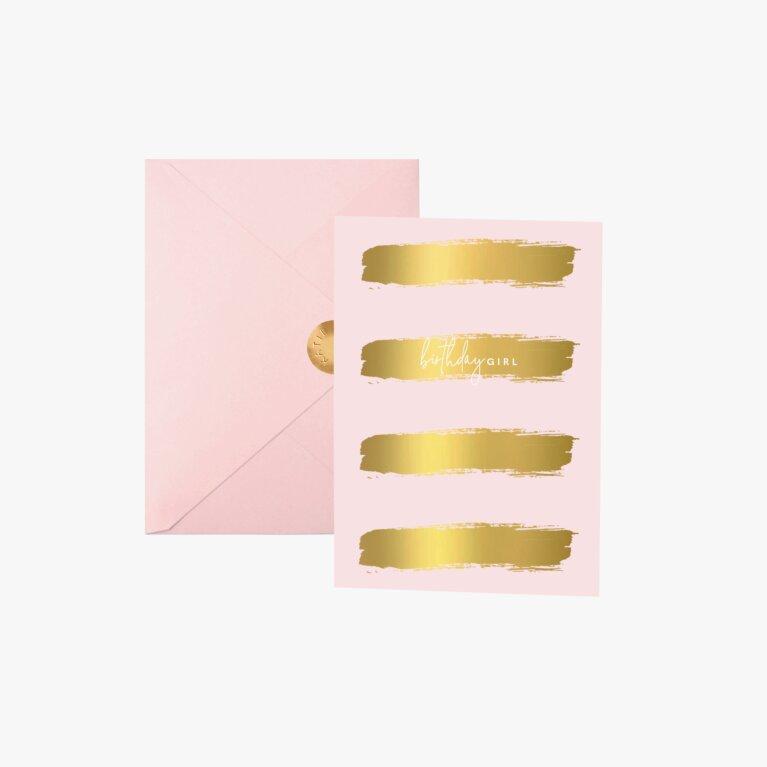Greeting Card | Birthday Girl