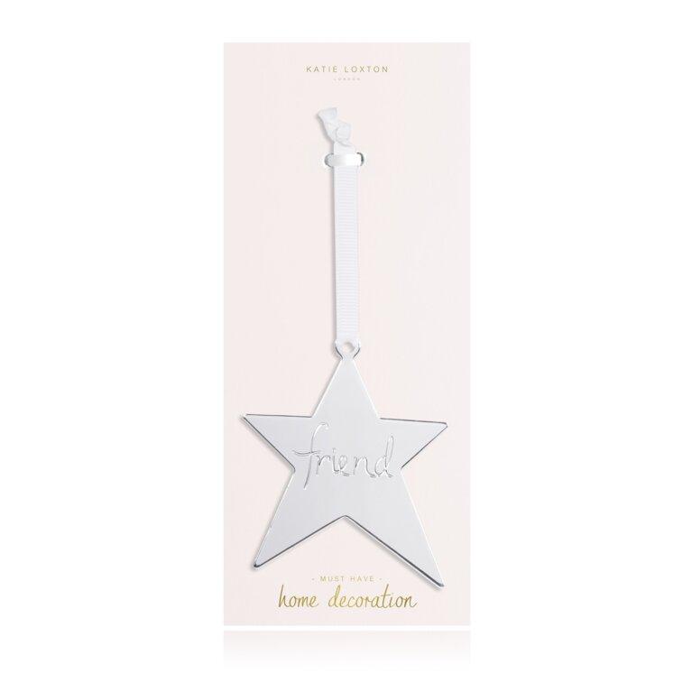 Star Decoration | Friend