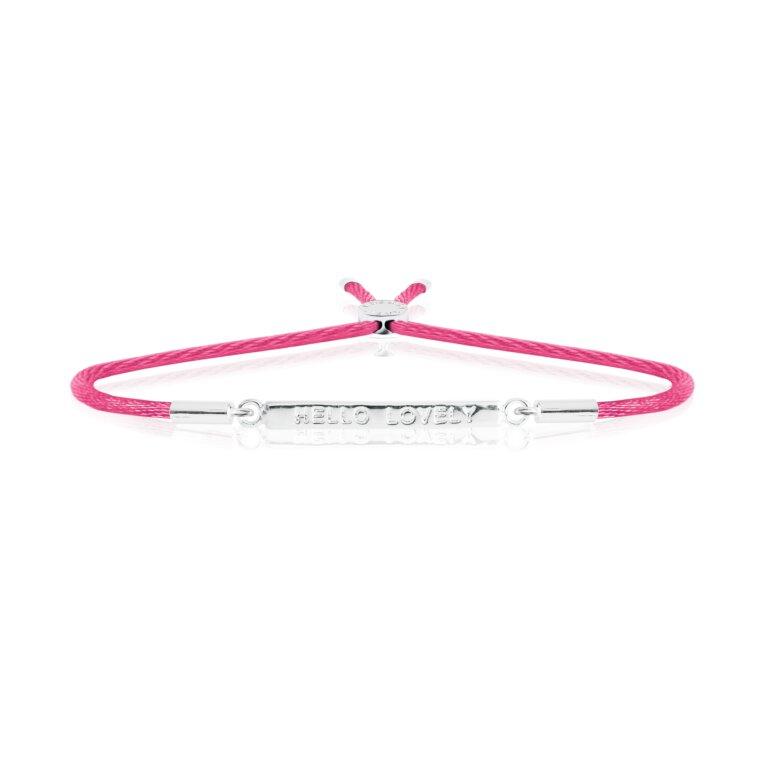 A Little Friendship Hello Lovely Bracelet