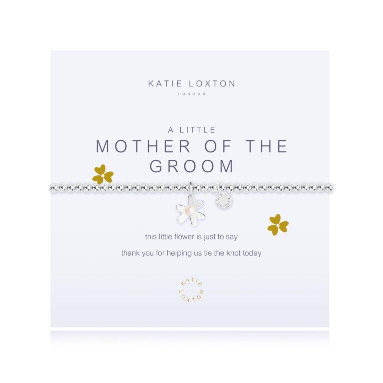 A Little Mother Of The Groom Bracelet