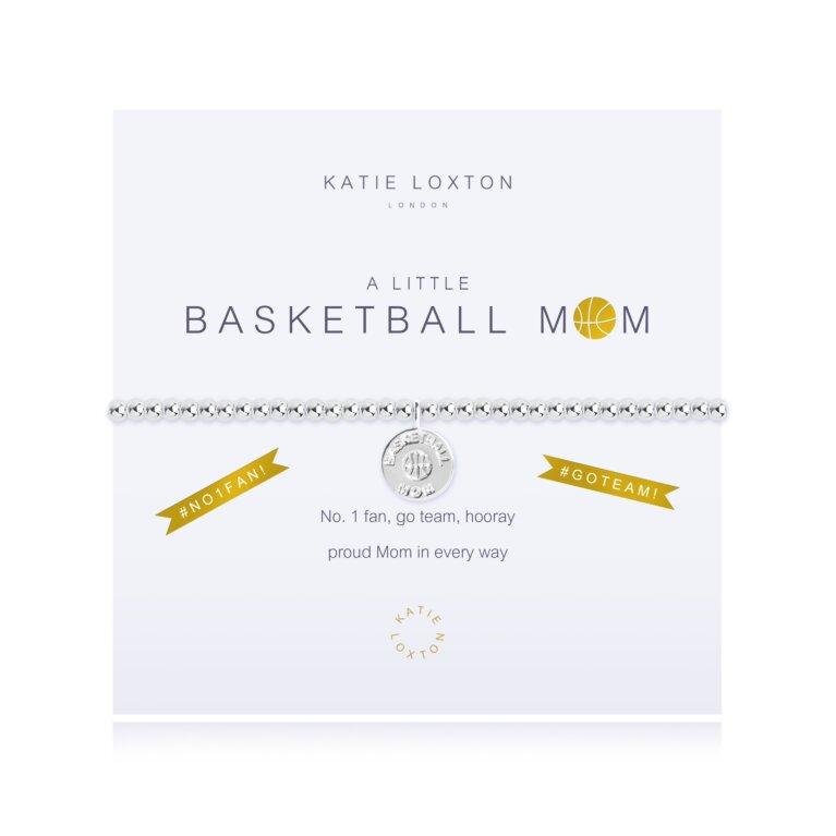 A Little Basketball Mom Bracelet
