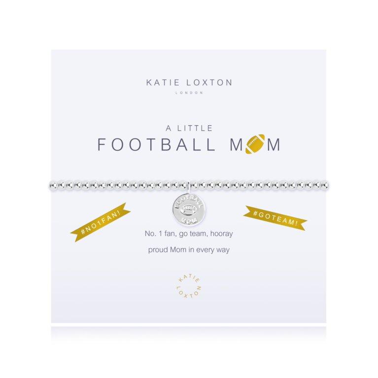 A Little Football Mom Bracelet