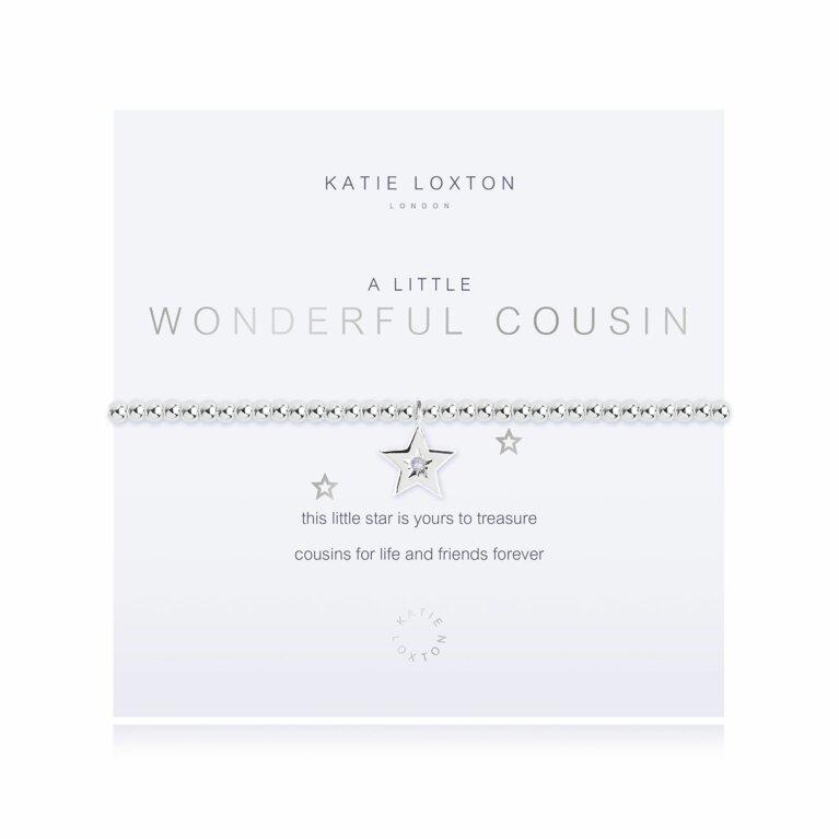 A Little Wonderful Cousins Bracelet