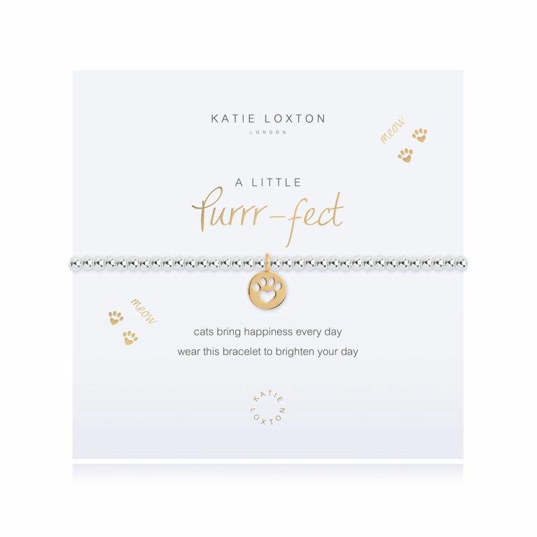 a little Puuurfect Bracelet