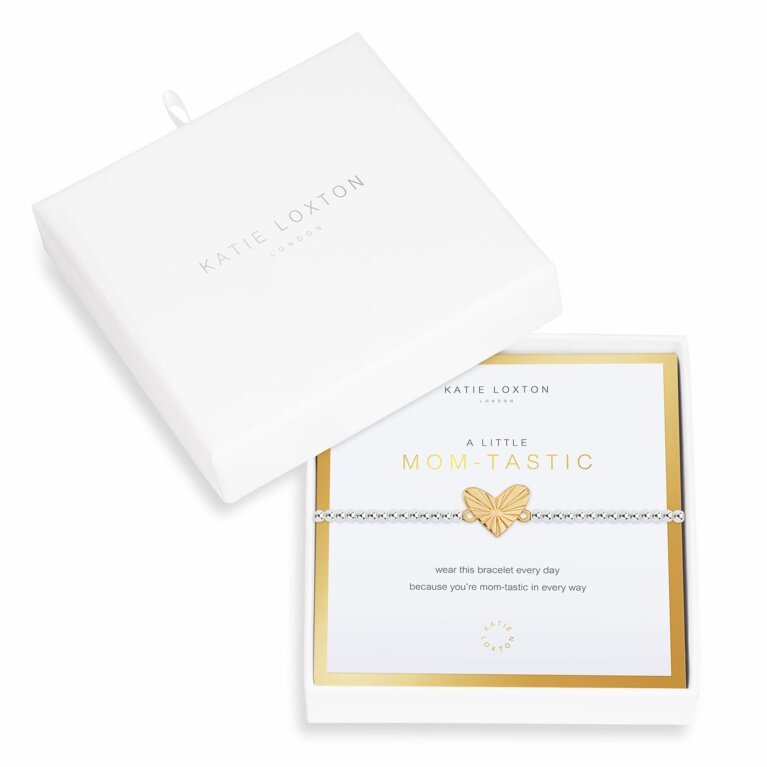 Beautifully Boxed a little Mombelievable Bracelet